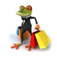 Frosch-einfache-gl